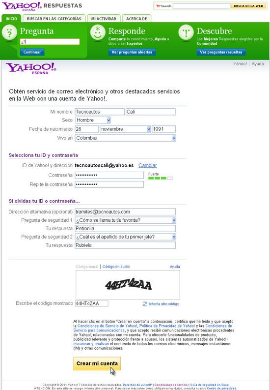 Preguntar y responder yahoo dating 9