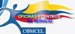 centros de servicio comcel: