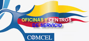 Oficinas o Centros de Servicio Comcel, ciudad: Medellín Antioquia – Colombia