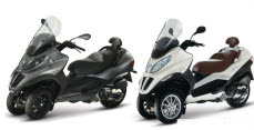 Piaggio MP3 125 IE Touring 2011