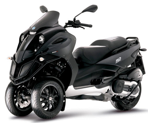 Piaggio mp3 500