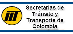 Dirección Secretarías de Tránsito y Transporte en Colombia