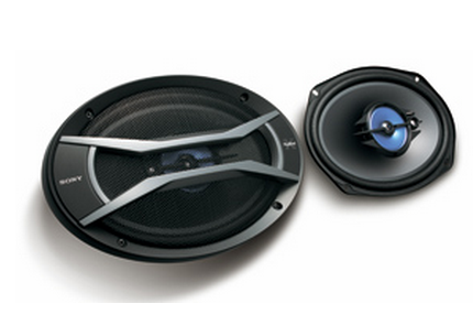 Sony Car Audio, Altavoces