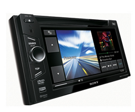 Sony Car Audio, Audiovisual