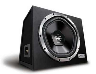 Sony Car Audio, Subwoofers
