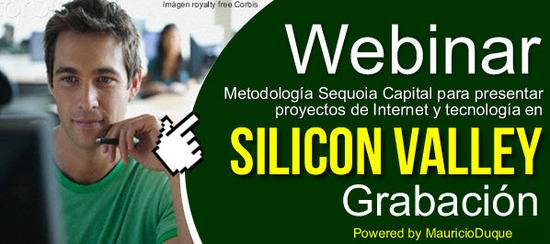 taller seminario metodologia silicon valley
