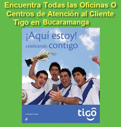oficinas o centros de atención en bucaramanga