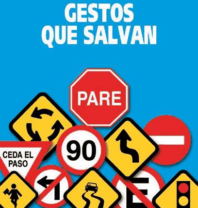 seguridad vial - DIRECTORIO DE TRANSITO DE COLOMBIA
