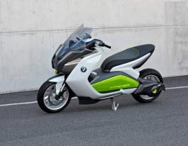 BMW Concept E 2012