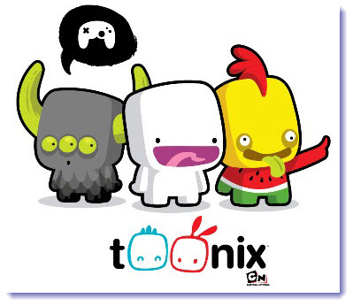 Cartoon Network Toonix