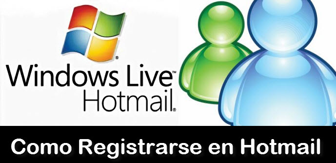 Como Registrarse en Hotmail