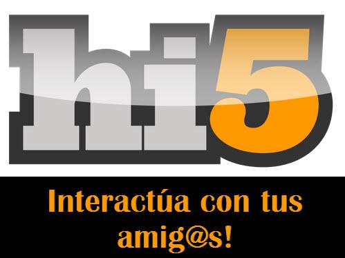 Hi5 en Español
