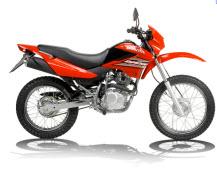 Honda Bros 125 NXR 2011