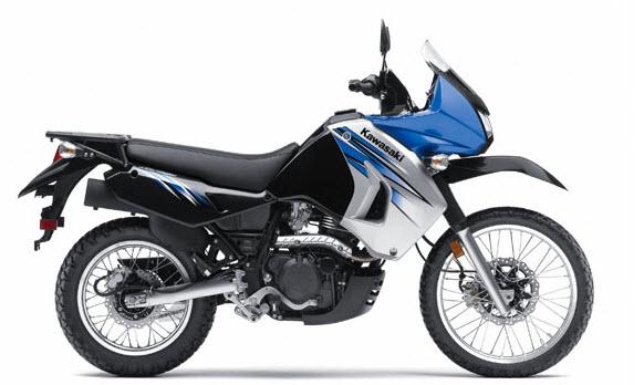 Kawasaki KLR 650 2011