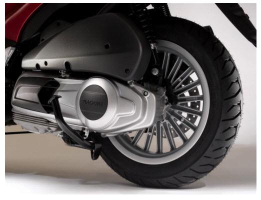 Piaggio Sport Touring 350