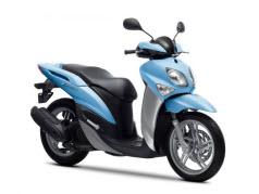Yamaha X-Enter 125 2012