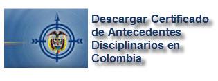 Consultar Antecedentes Disciplinarios 2011