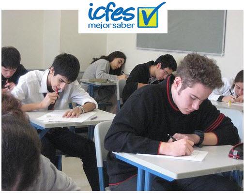 calificación del icfes en colombia