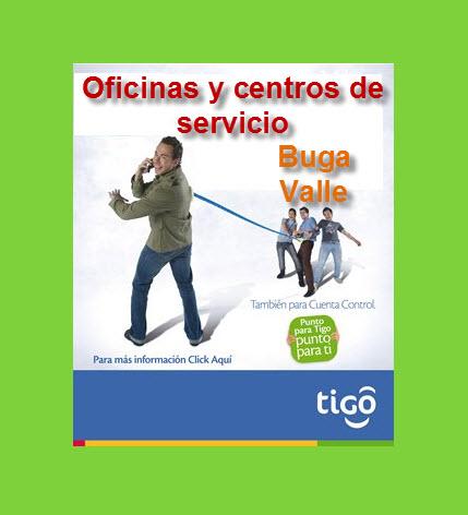 Oficinas o centros de atención al cliente en la ciudad de Buga Valle