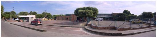 la terminal de transporte de aguachica