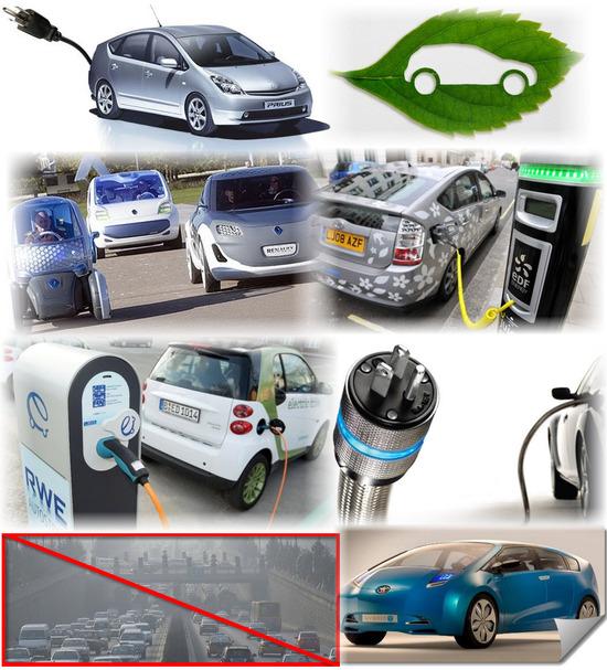 Los Carros Electricos