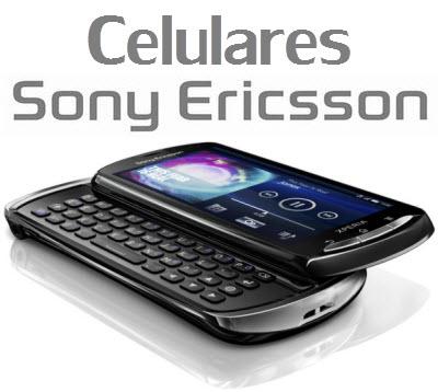 Celulares Sony Ericsson