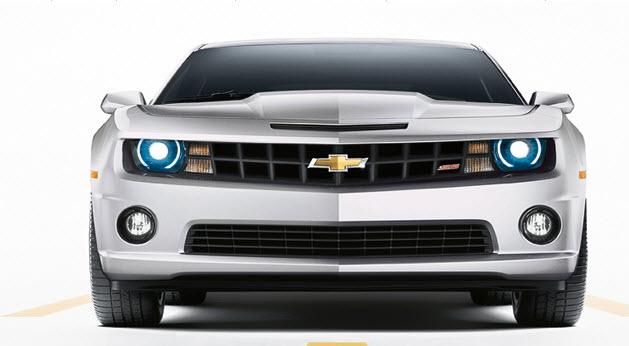 Chevrolet Camaro Coupé 2012