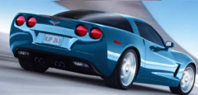 Chevrolet Corvette Coupe 2011