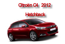 Citroën C4   2012 Hatchback