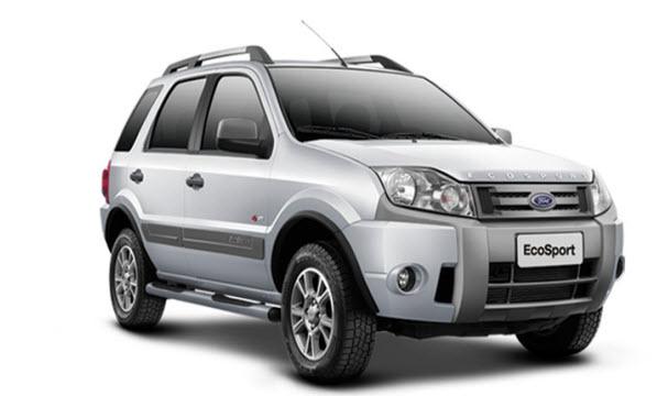 Ford Ecosport XLS 2012