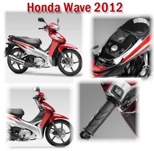Honda Wave 2012