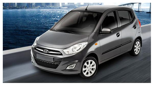 Hyundai i10, Music