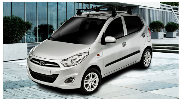 Hyundai i10, adventure
