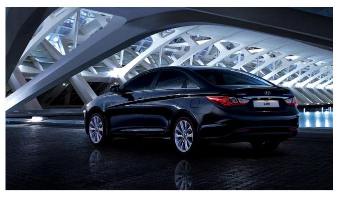 Hyundai i45 2011