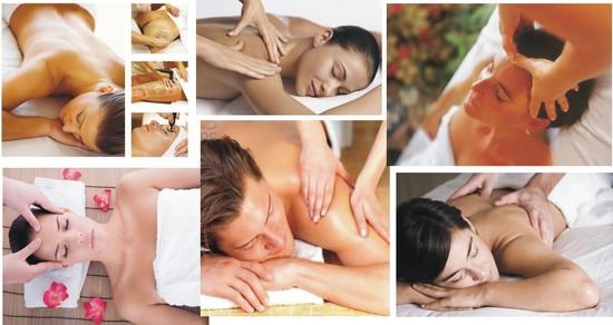relajante masaje Deportes acuáticos