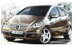 Mercedez Benz Clase A