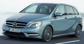 Mercedes Benz Clase B 2012