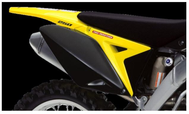 Suzuki RM-Z250 2011