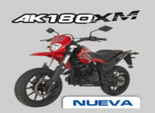AKT AK 180XM 2012