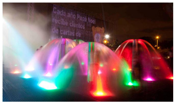 Alumbrado de Medellin 2011