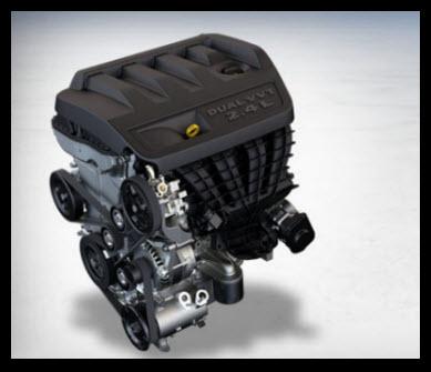 Dodge  Journey SE 2012, motor