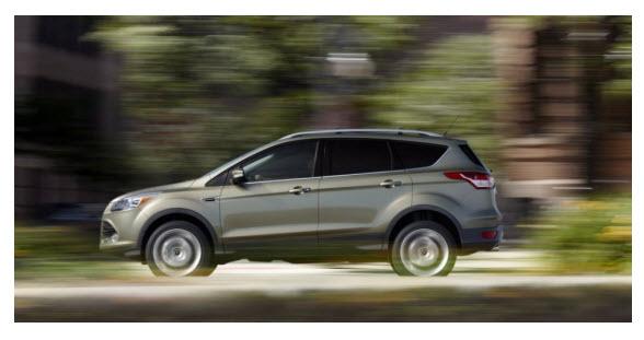 Ford Escape 2013, desempeño
