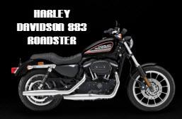 Harley Davidson 883  Roadster 2012