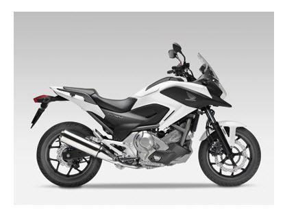 Honda NC700X 2012