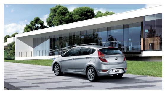 Hyundai i25 Hatchback