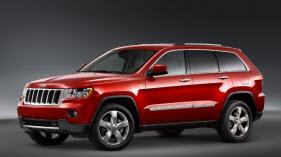Jeep Grand Cherokee 2012