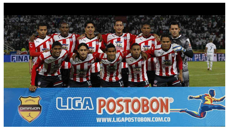 Junior Campeon 2011 Liga Postobon II 2011