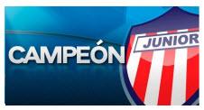 Junior Campeón de la Liga Postobón II 2011