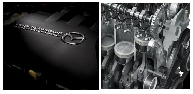 Mazda 6 2012, motor