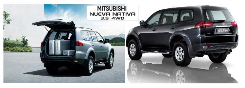 Mitsubishi Nueva Nativa